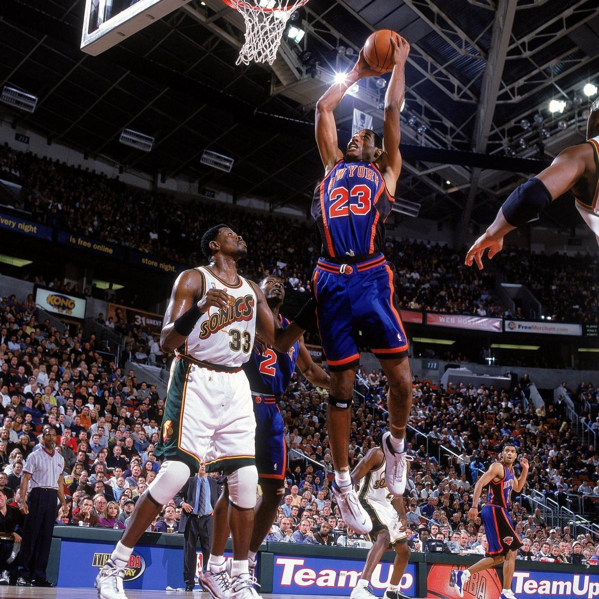 Ny Knicks Franchise Doubly Cursed By Patrick Ewing Bleacher