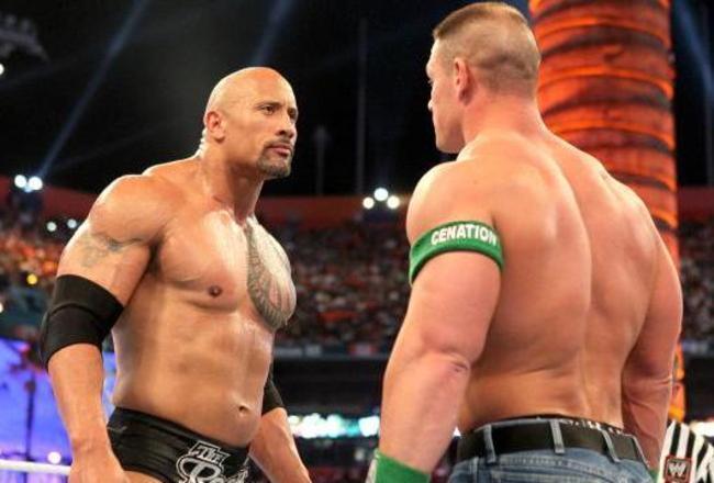 Wwe John Cenas Top 10 Greatest Opponents Of All Time Bleacher