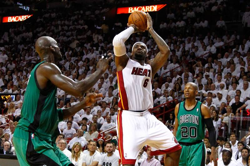 Nba Playoff Schedule 2012 Why Heat Should Worry About Road Games Vs Celtics Bleacher Report Latest News Videos And Highlights