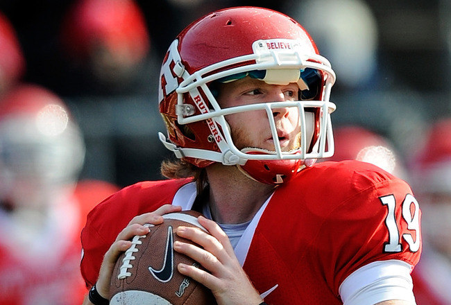 Gary Nova or Chas Dodd: Who Will Start at QB for Rutgers ...