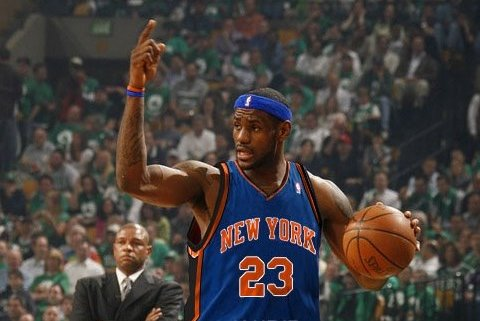 What If Carmelo Anthony Had Played One More Year For