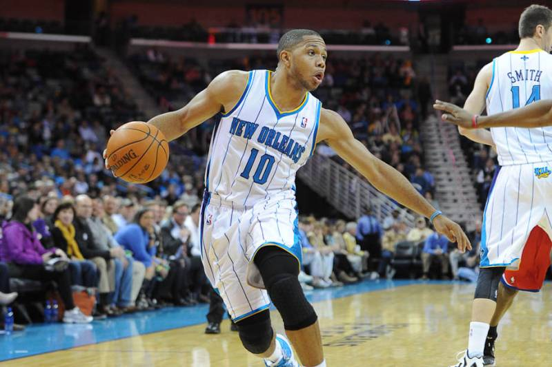 New Orleans Hornets Must Keep Eric Gordon From Leaving The