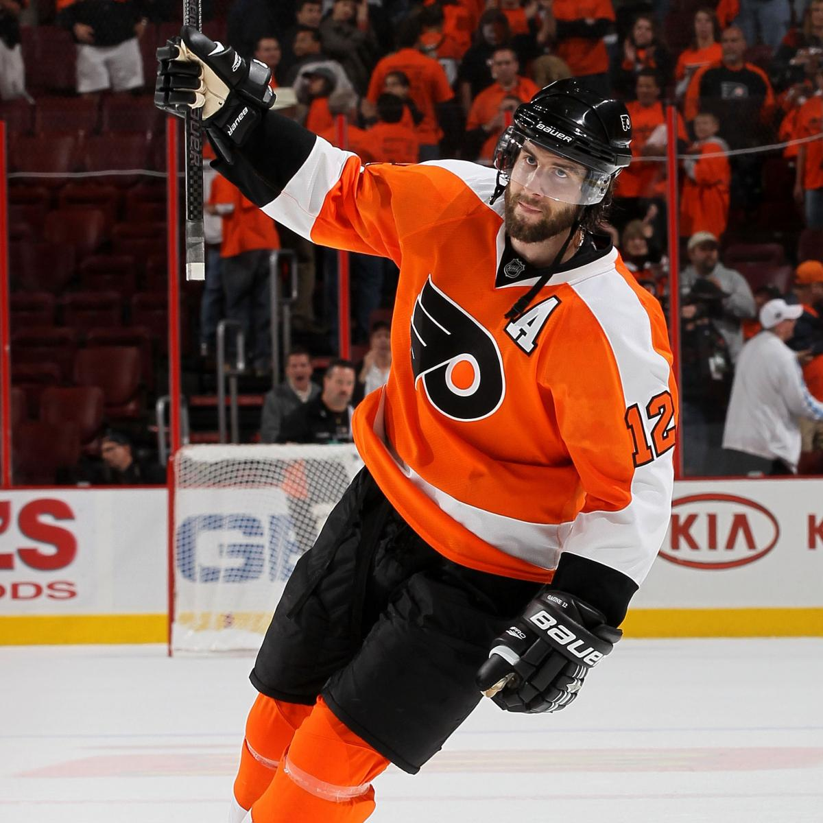 Simon Gagne s Imminent Stanley Cup Win Should Be Celebrated by Flyers Fans   3fddbf1a9