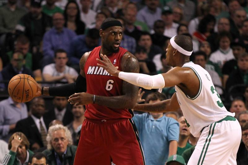 Nba Playoffs 2012 What To Expect From Lebron James In Game 7 Heat Vs Celtics Bleacher Report Latest News Videos And Highlights