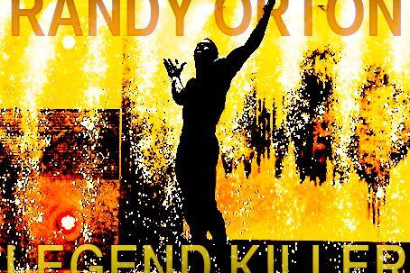 Randy Orton Legend Killer Logo WWE: Randy Orto...