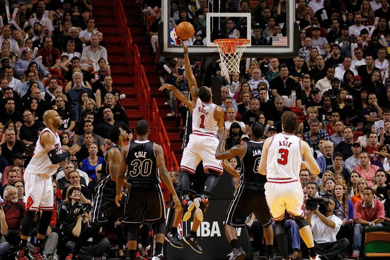 de85bb97901 NBA Playoffs Speculation  Could the Chicago Bulls Have Beaten the ...
