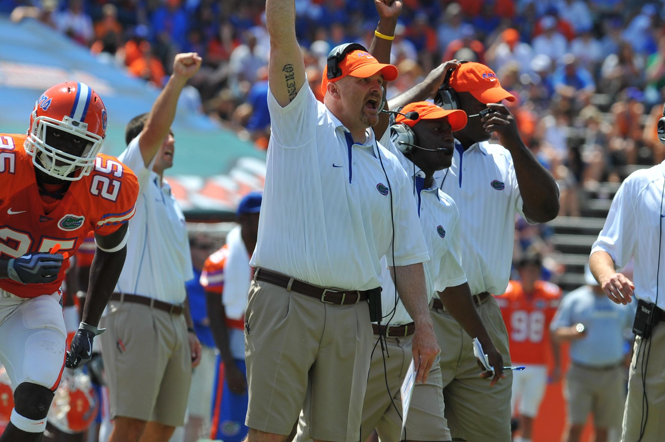 Florida Football Meet Dan Quinn Defensive Coordinator Of The Gators Bleacher Report Latest News Videos And Highlights