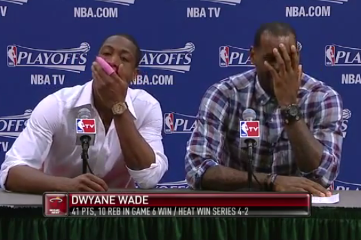 Why Has The Nba Press Conference Become A Sideshow Bleacher Report Latest News Videos And Highlights