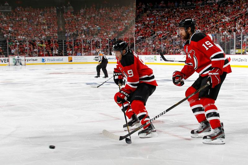 on sale 6b4c3 ce8fe NHL: Predicting the New Jersey Devils' Offseason, Stage-by ...