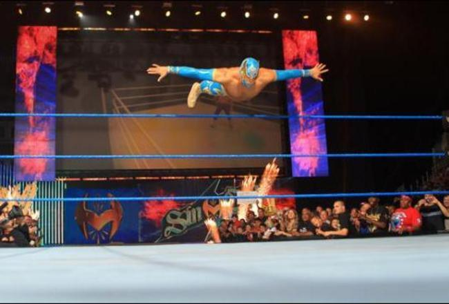 Wwe flashback brock lesnar and the most famous and - Sin cara definition ...