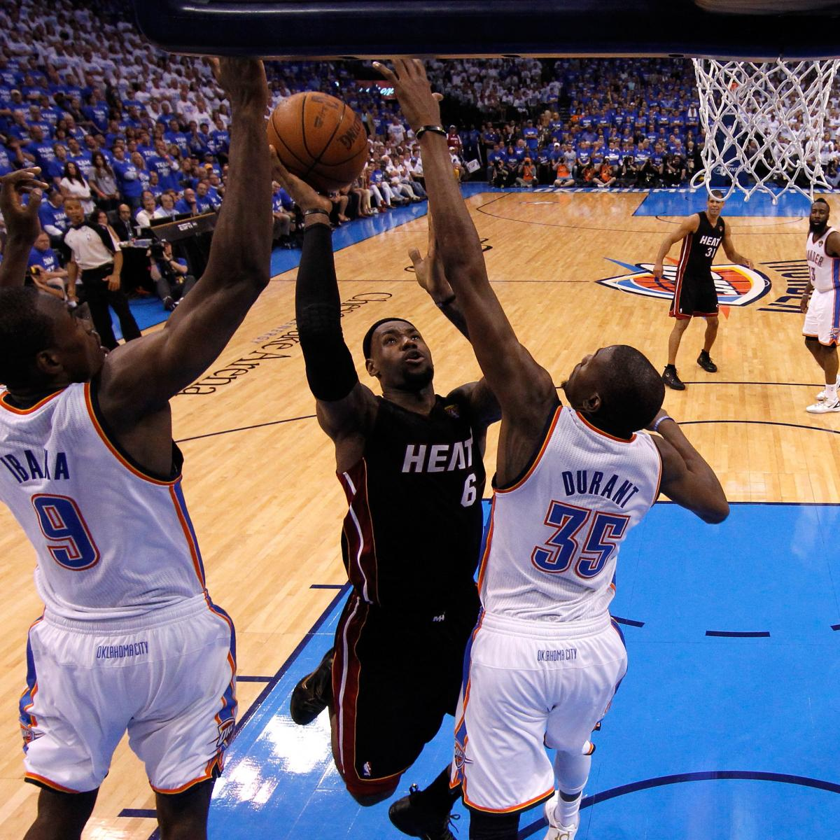 heat vs thunder game 2: factors that led to miami victory
