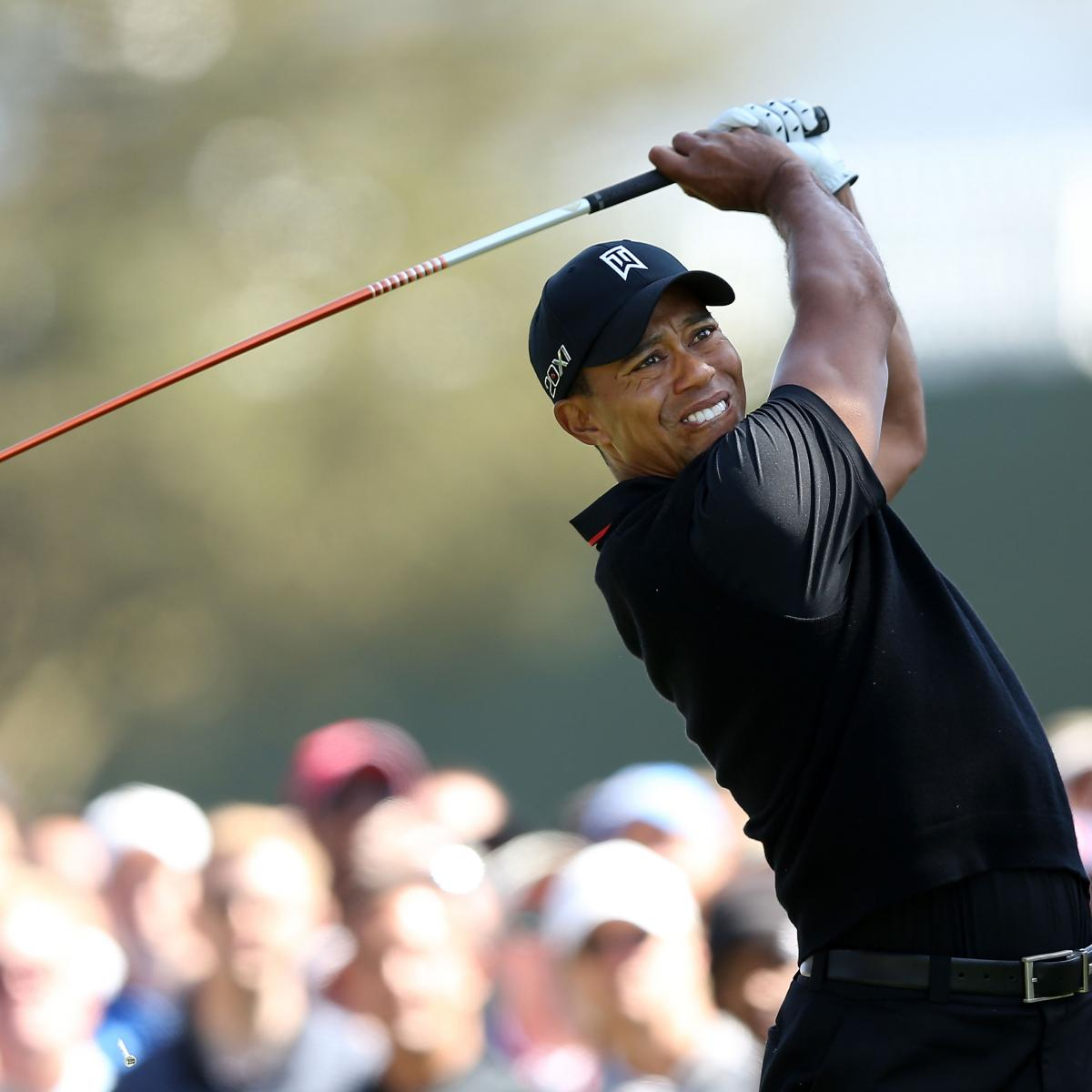 US Open Golf 2012 Leaderboard: Steadiness Will Lead to ...