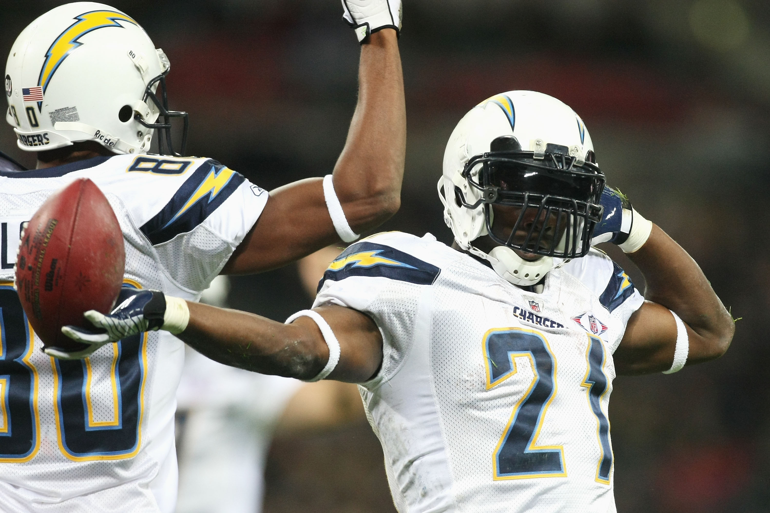 NFL: Legendary LaDainian Tomlinson Will Be Remembered for Falling ...