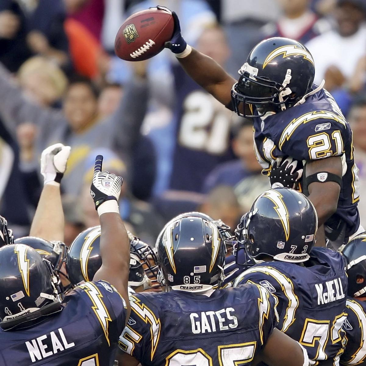 San Diego Chargers Contracts: LaDainian Tomlinson: A Tribute To One Of The Greatest