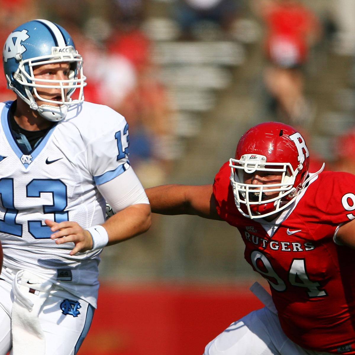 College Football 2012: Why Rutgers' NT Scott Vallone ...