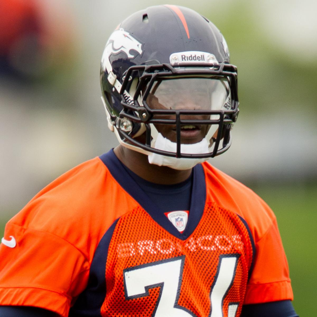 Denver Broncos Depth Chart: Can Ronnie Hillman Overtake Willis McGahee On The Broncos