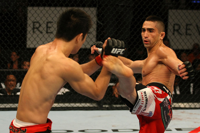 Ufc On Fx 4 Prelims Results What We Learned From Hatsu Hioki Vs Ricardo Lamas Bleacher Report Latest News Videos And Highlights