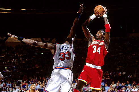 Missing the Dream: Hakeem Olajuwon Still Wows 10 Years Later ...