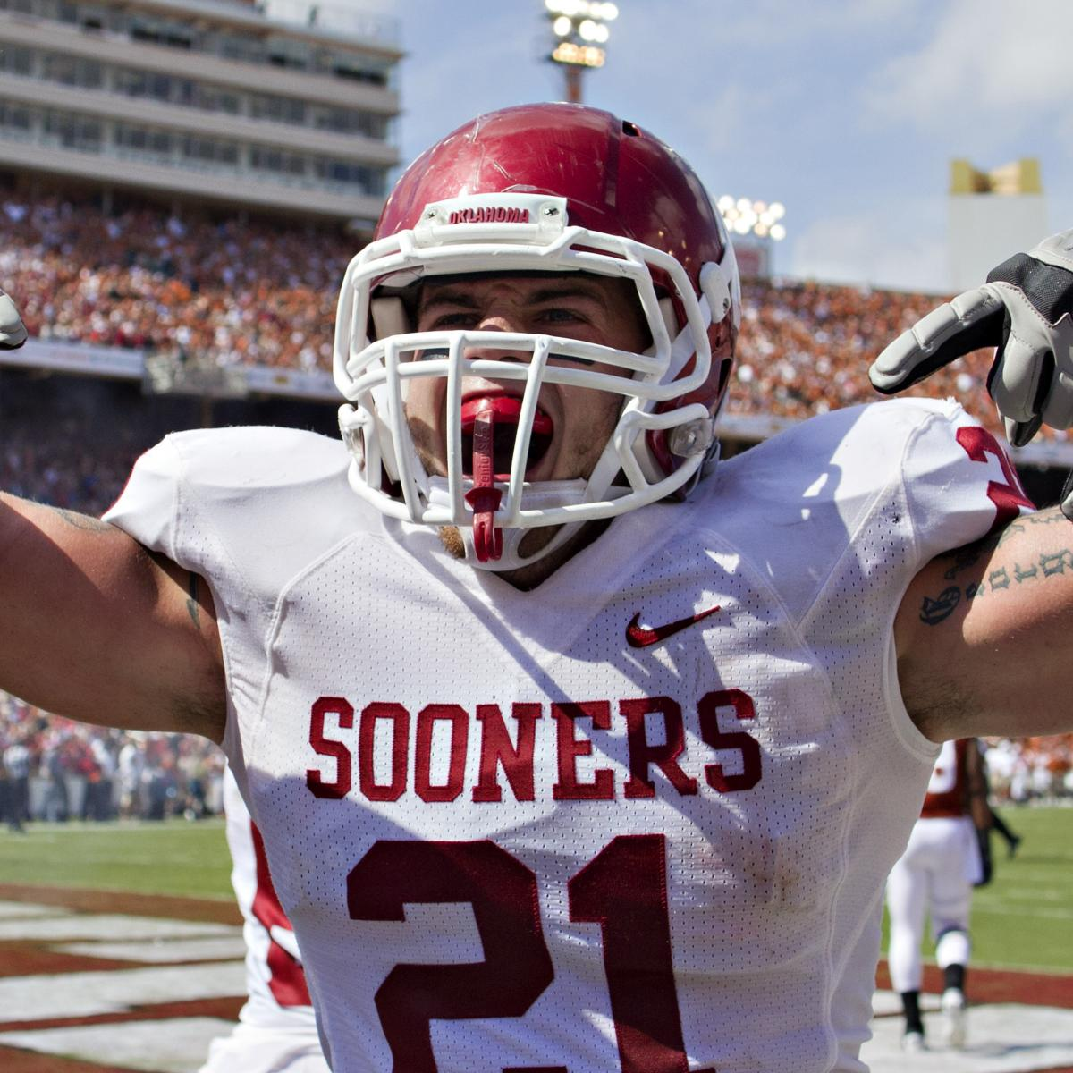 Oklahoma Sooners Football: What You Need to Know About LB ...