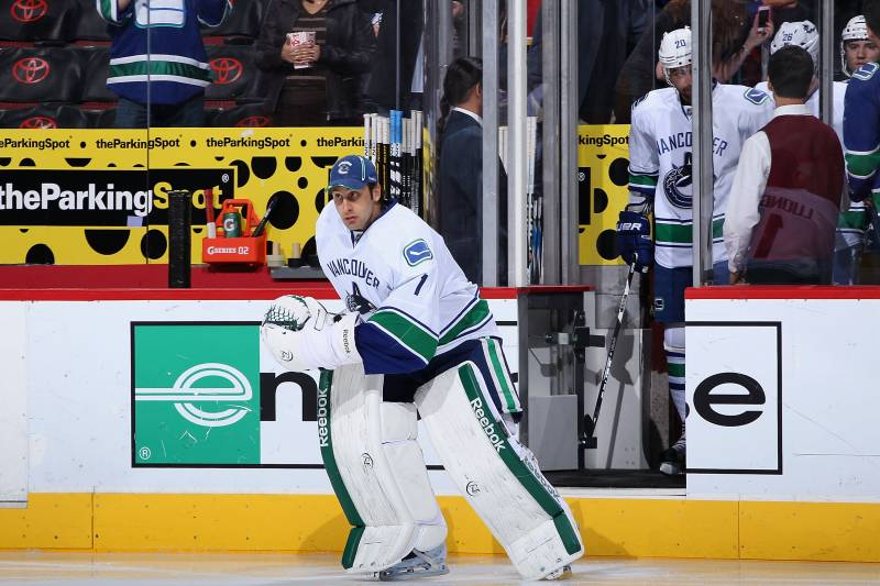 Nhl Trades 2012 Free Agent News How Does Roberto Luongo Affect