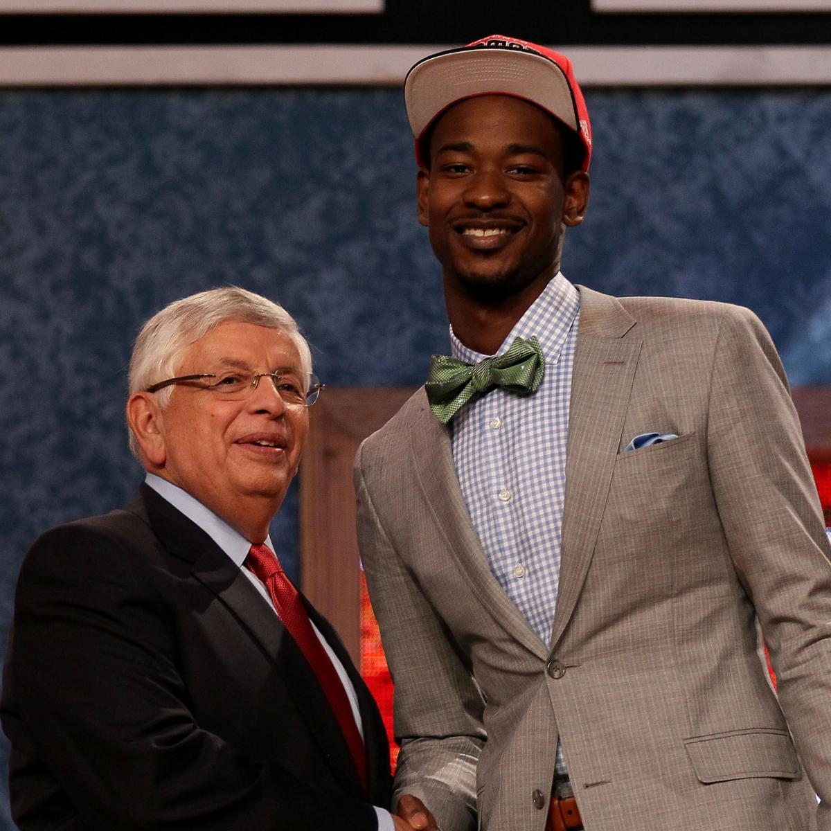 nba draft suits the best and worst dressed players at
