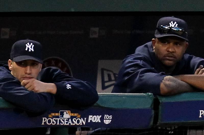 19ede34c401030 CC Sabathia, Andy Pettite Latest Victims of Yankees' Injury Bug ...