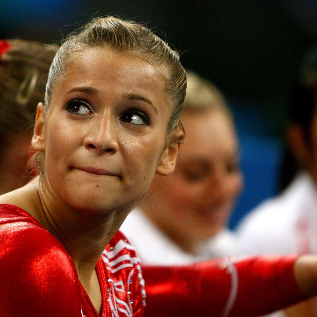 Gymnastics Olympic Trials 2012 Alicia Sacramone Was