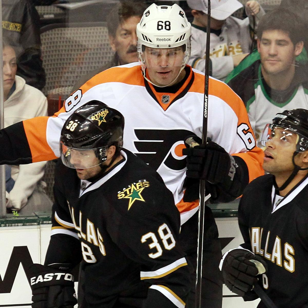 Latest update on Jaromir Jagr is not good at all. - NHL ...
