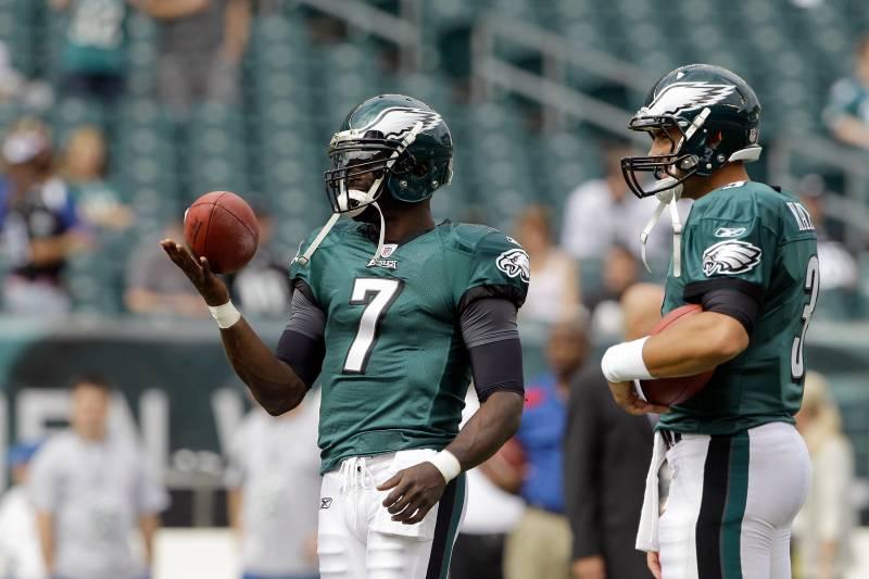 Odds On Who Wins The Philadelphia Eagles Backup Quarterback