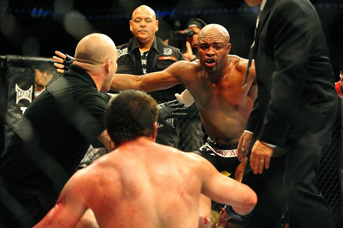 UFC 148 Live Streaming: How to Watch Silva vs  Sonnen 2 on Your