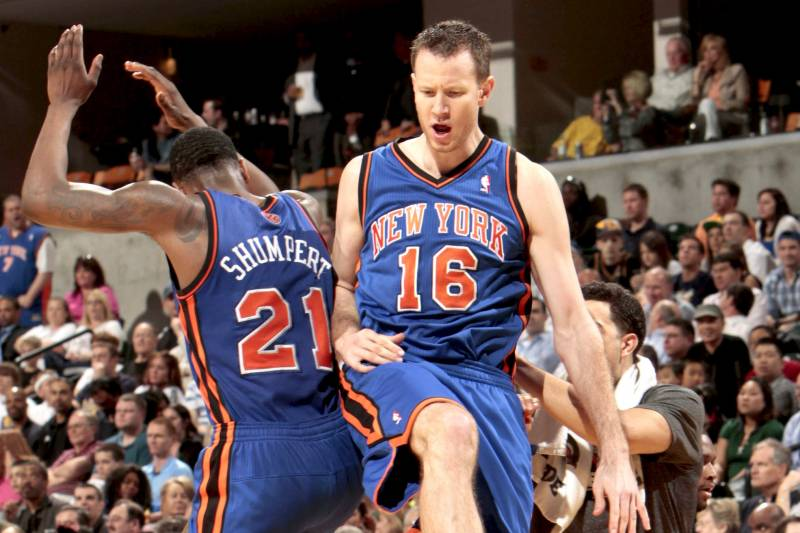 new style c911e 93e44 New York Knicks Pay Steve Novak (Right Amount) Because They ...