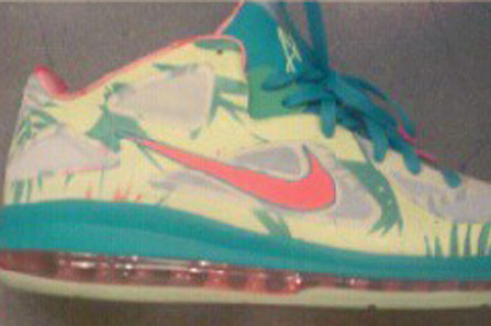 online store 53682 6eee3 Breaking Down New LeBron James 'LeBronold Palmer 9' Nike ...