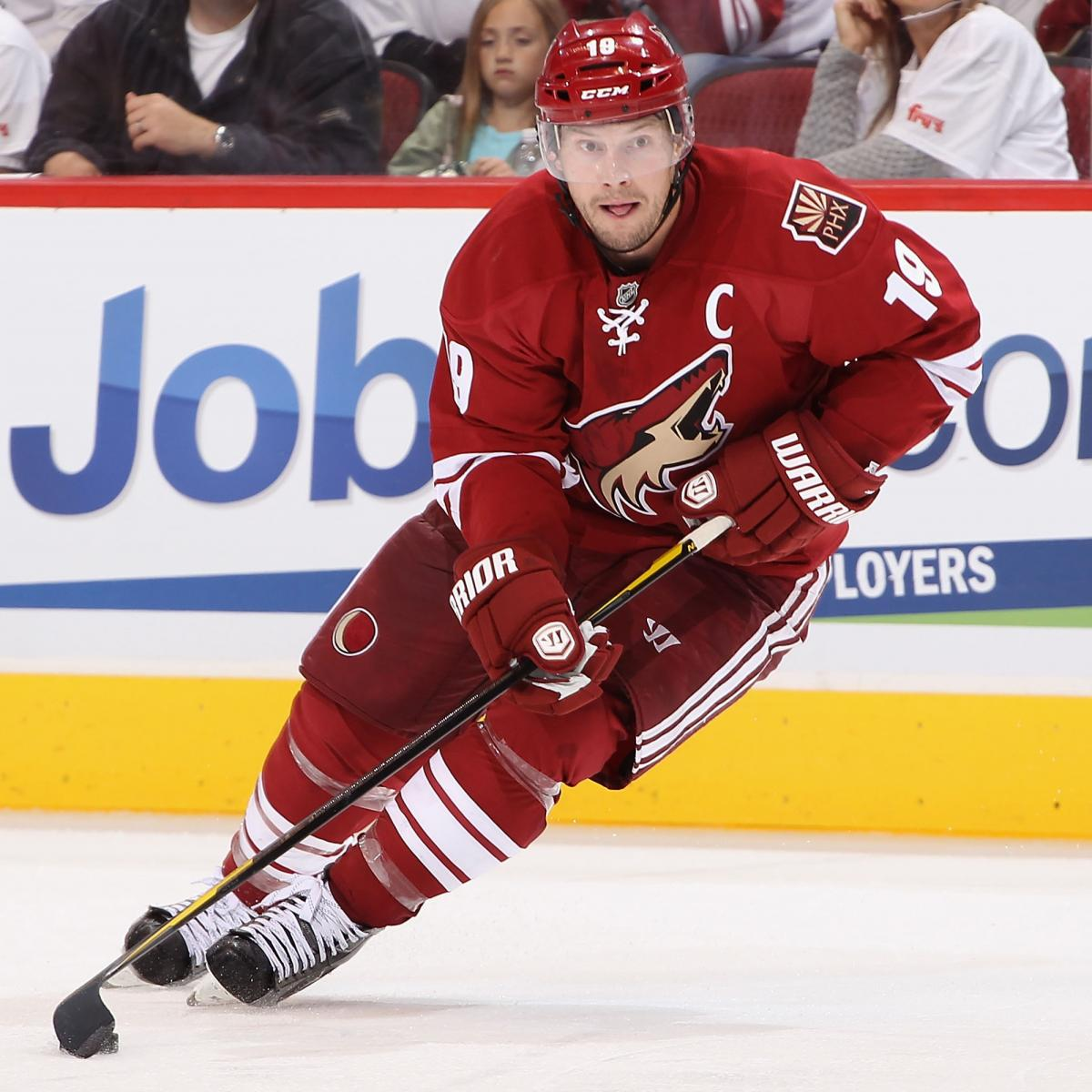 2be8338e0 NHL Free Agents 2012  Shane Doan Superior Option to Alex Semin for Penguins