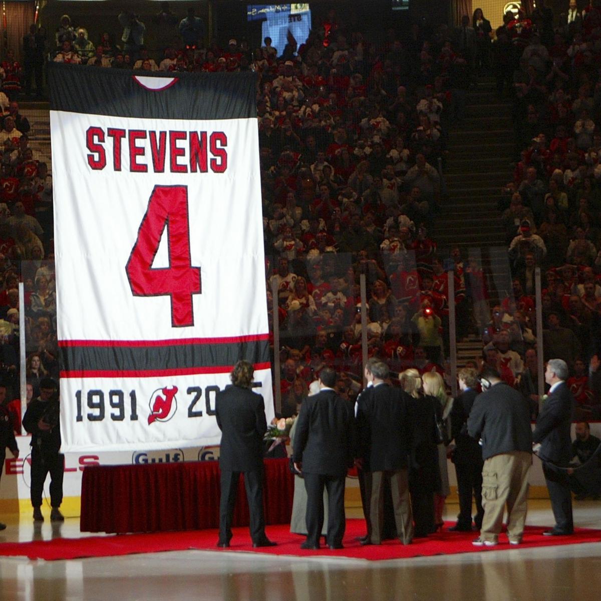 promo code 70e4a 52f50 NHL: Why Scott Stevens and Matt Shaw Will Improve the New ...