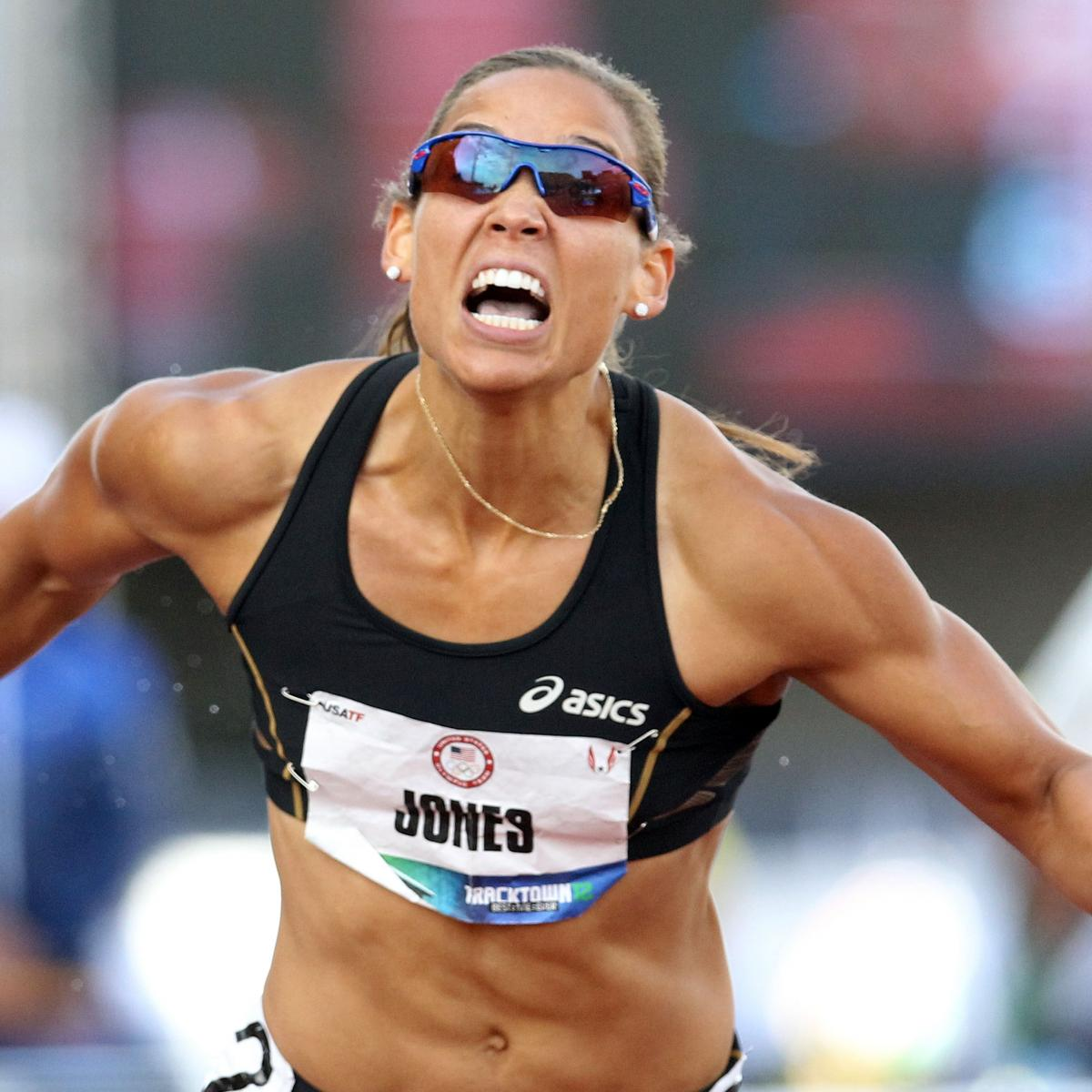 Lolo Jones: US Hurdler Rose to Fame from Impoverished ...