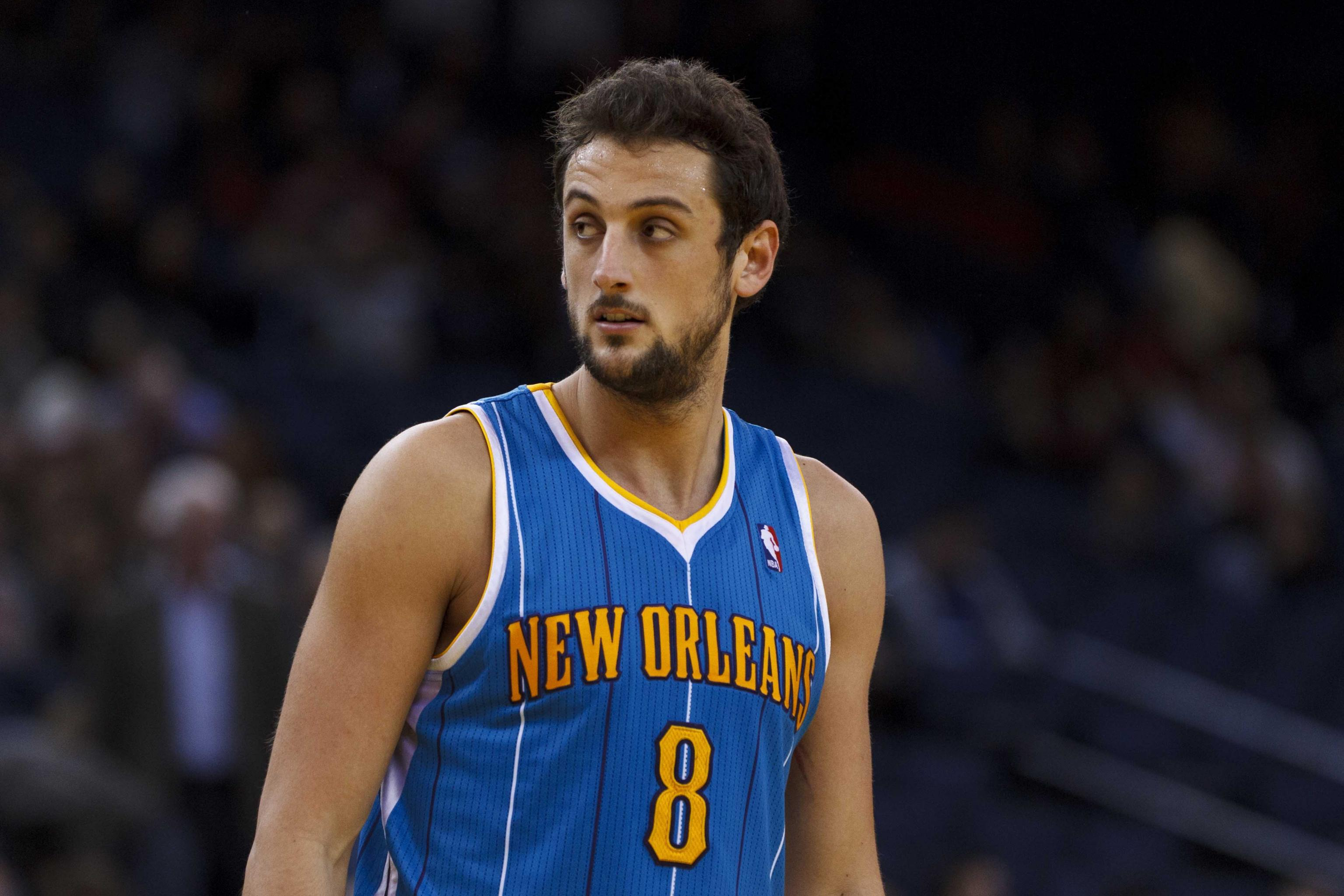 pretty nice 873f4 0e0d5 Bulls Rumors: Marco Belinelli Would Fill Hole Left by Kyle ...