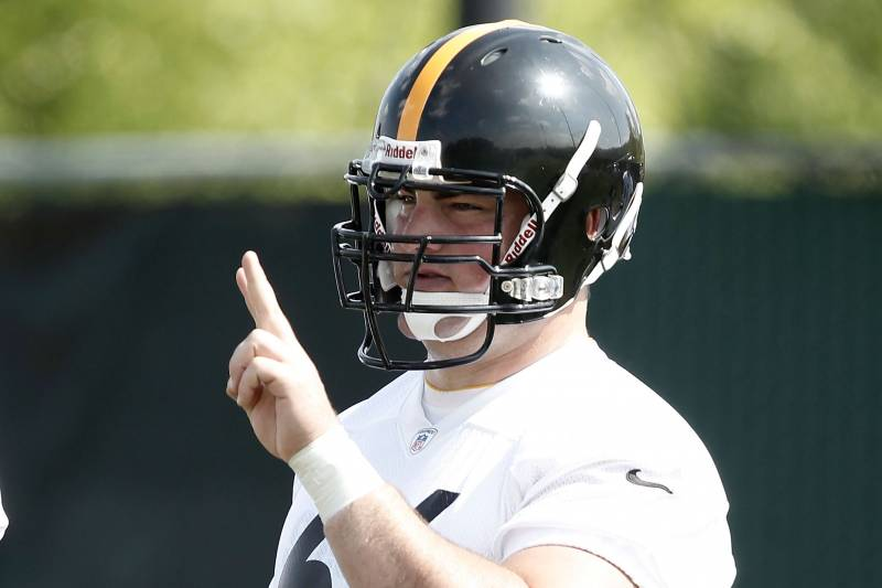 a5ba1a47bb6 Pittsburgh Steelers Sign First Round Pick, David DeCastro   Bleacher ...