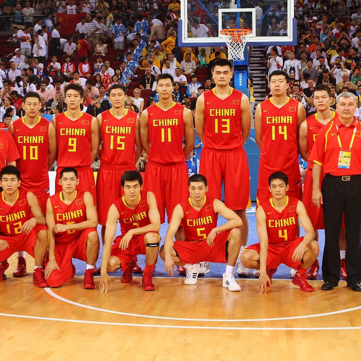 Basketball China