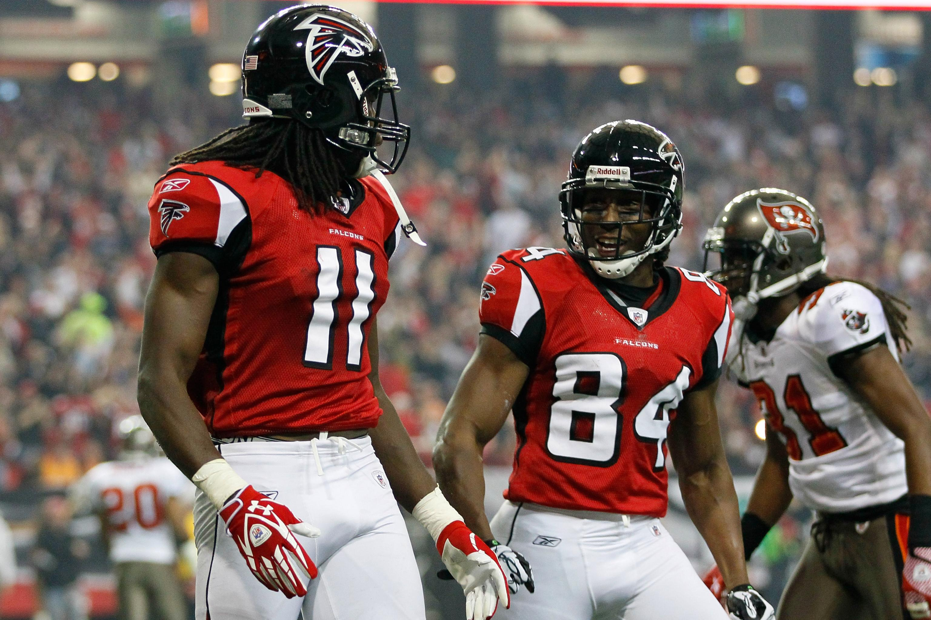 Julio Jones The Atlanta Falcons Best Fantasy Wide Receiver For 2012 Bleacher Report Latest News Videos And Highlights