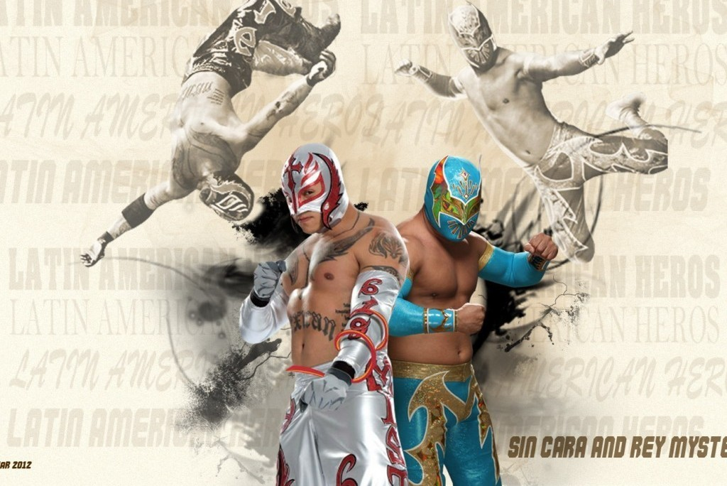 WWE Lucha Libre Why Rey Mysterio Vs Sin Cara Is Inevitable