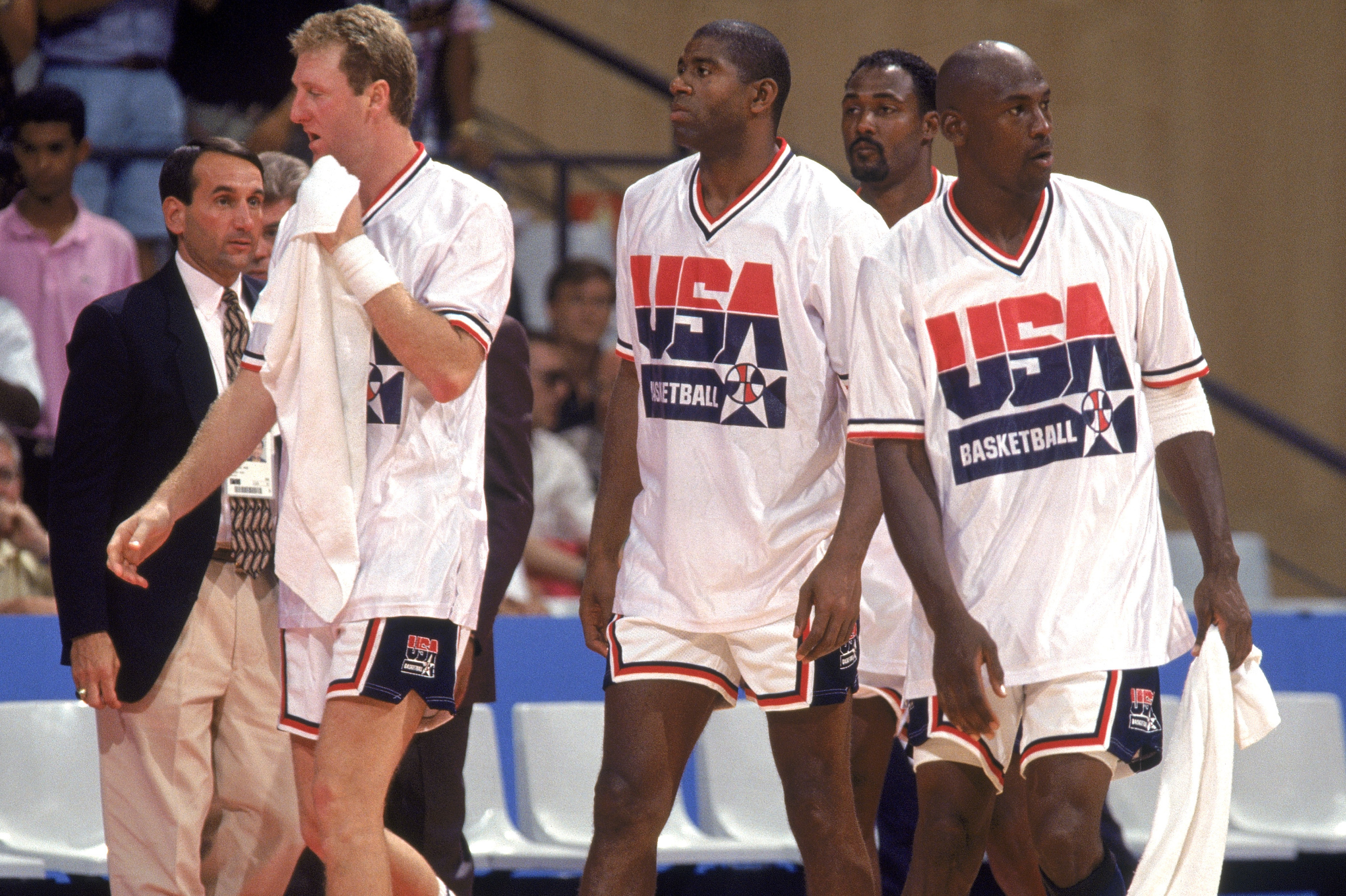 best deals on b3c43 eb533 USA Basketball: The Dream Team Scrimmages Revisited ...