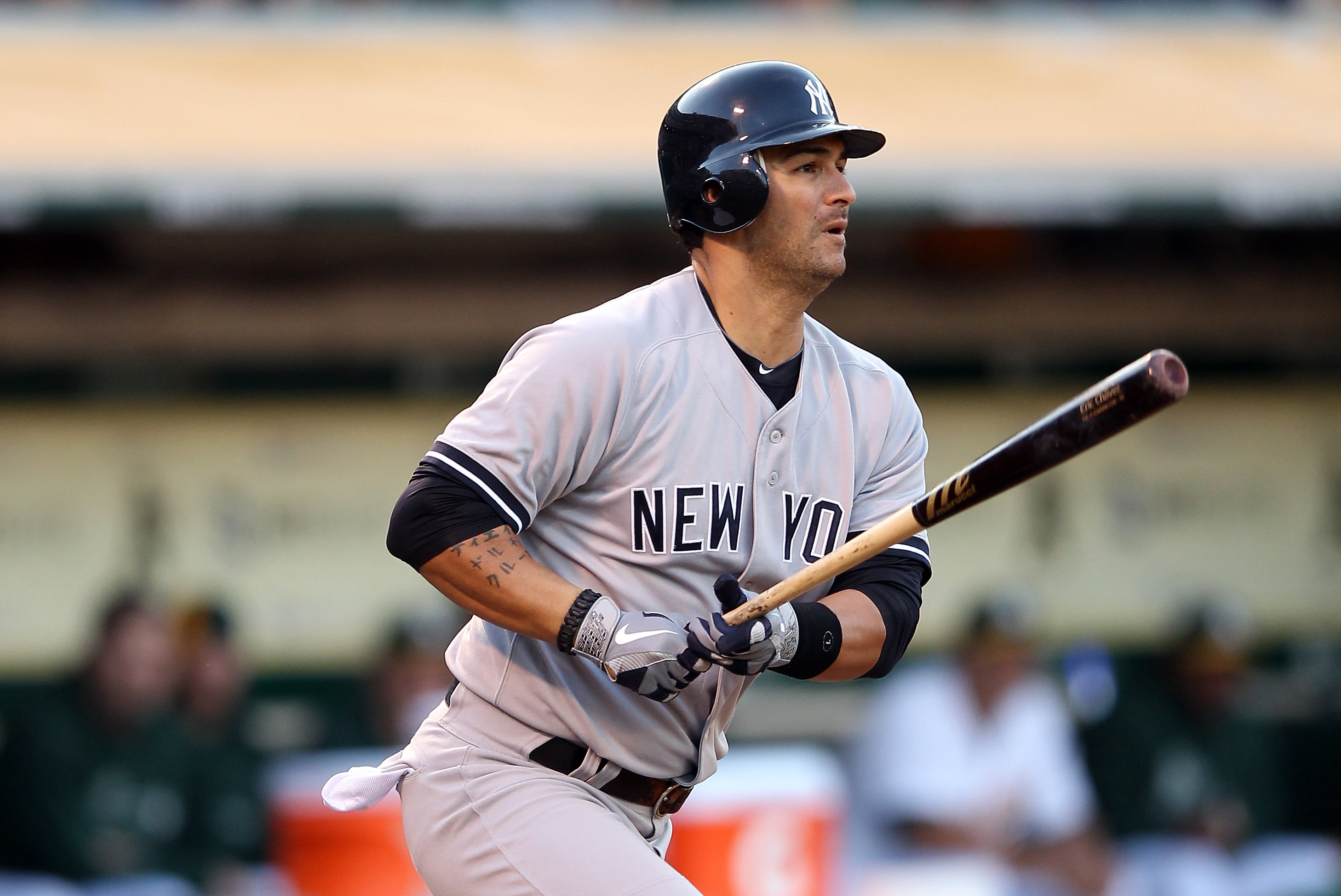 New York Yankees: Team Will Stick with Eric Chavez at Third Base ...