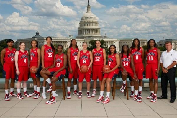 USA Olympic Women's Basketball Team: Roster, Bracket