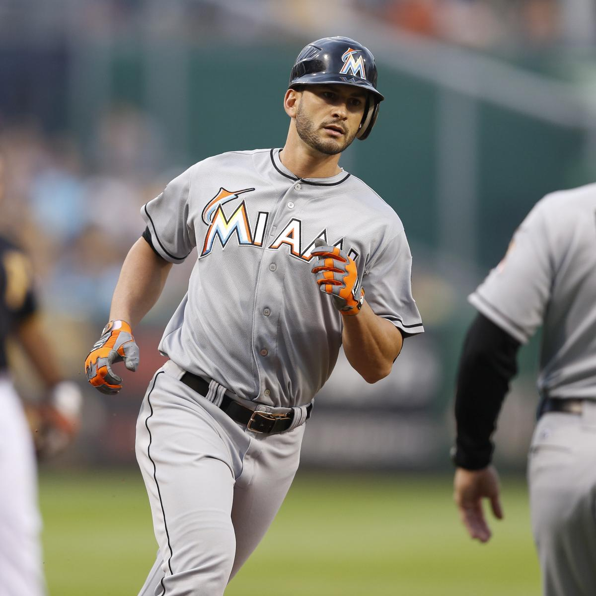 Justin Ruggiano Will Provide Speed For Miami Marlins