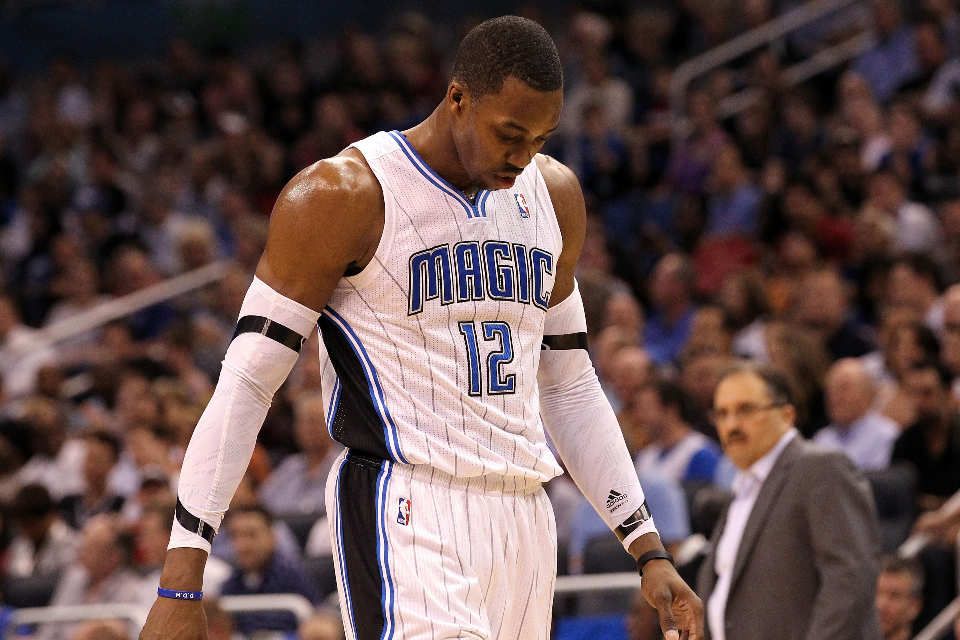 Image result for Stan Van Gundy: Dwight Howard Will Get Mixed Treatment In His Return To Orlando