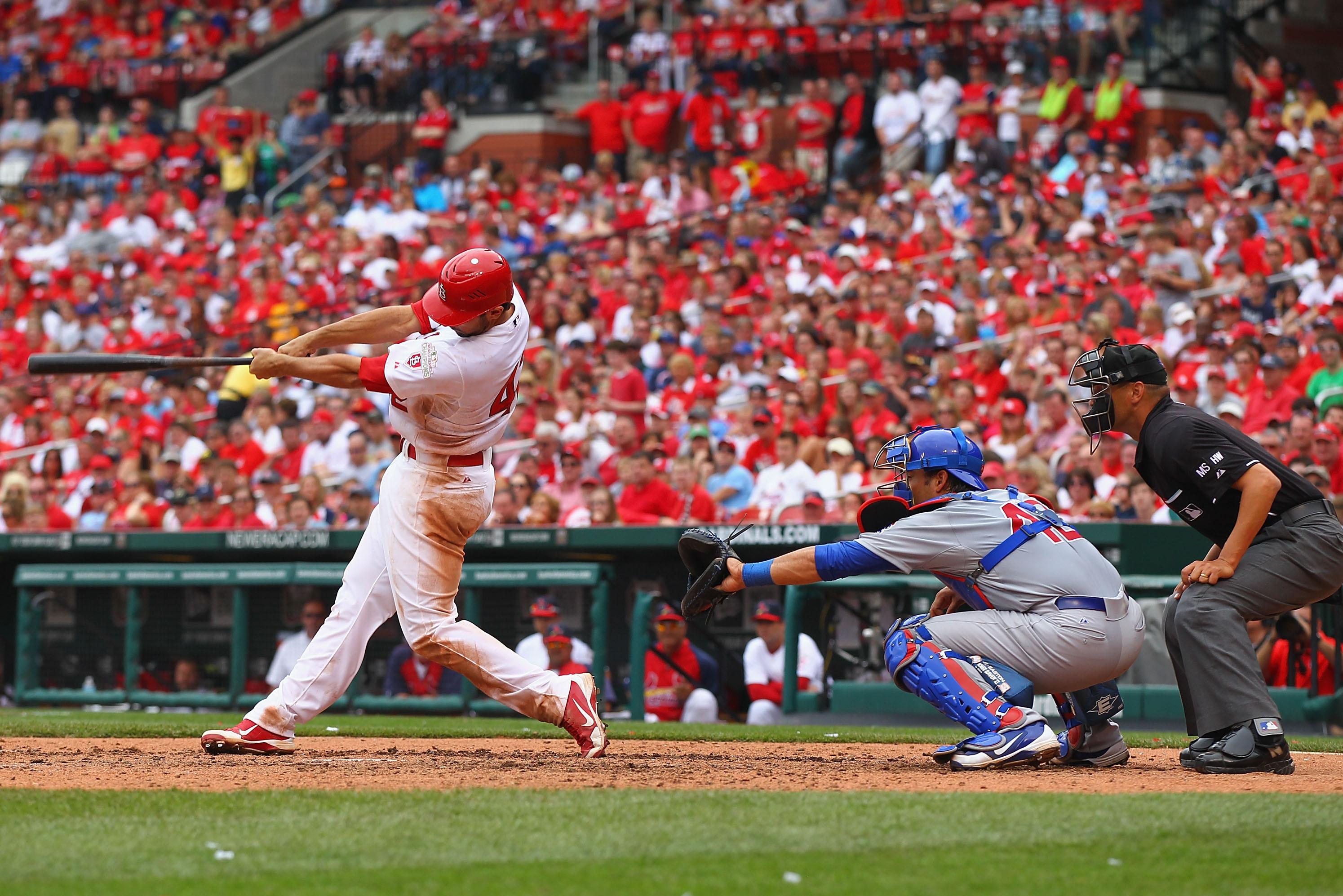 MLB: Why Cardinals vs. Cubs Is the Best Rivalry in Baseball   Bleacher  Report   Latest News, Videos and Highlights