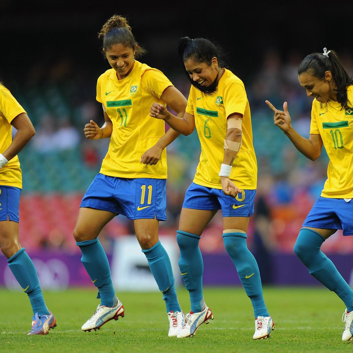 Women's Olympic Soccer 2012: Best 5 Players So Far ...