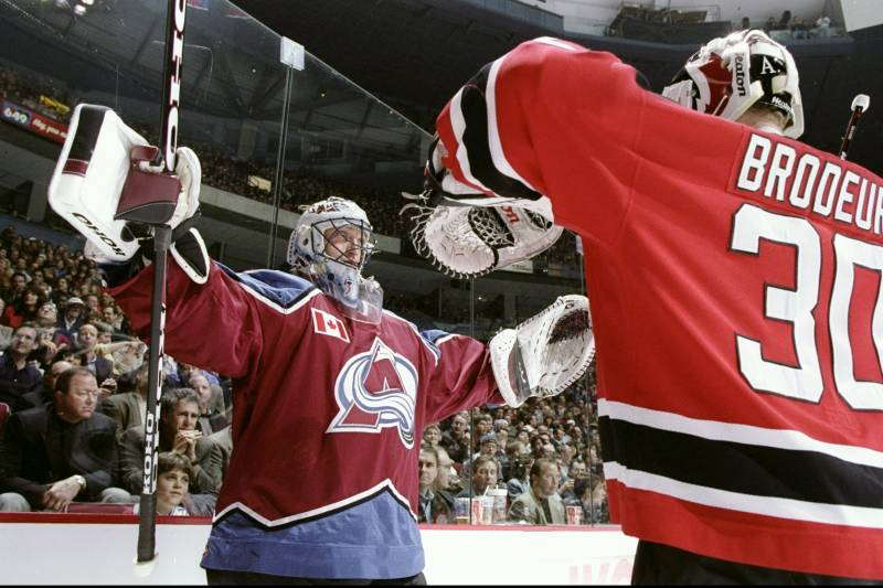 Martin Brodeur Vs Patrick Roy Who Is The Greatest Goaltender In Nhl