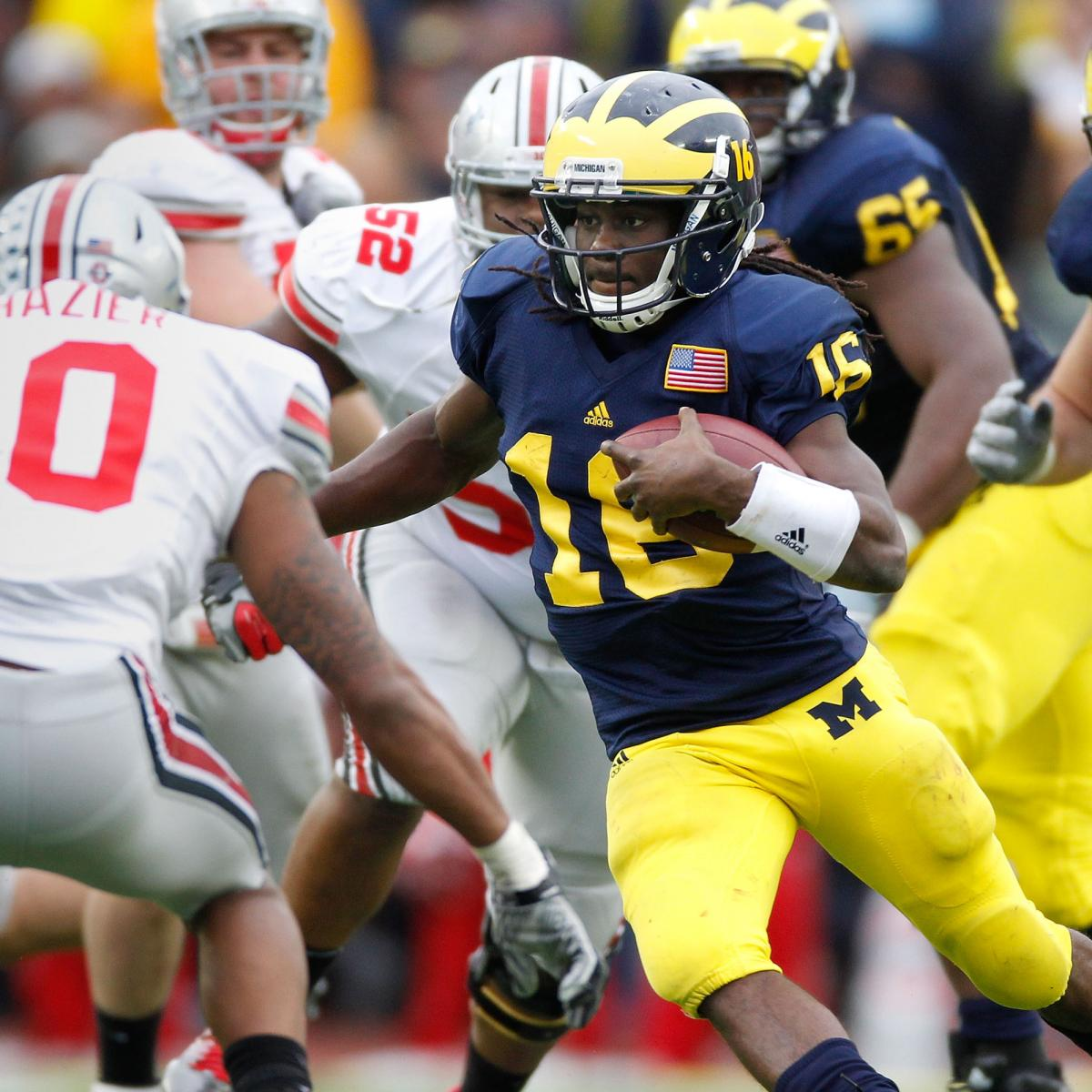 16988b86d Ryan Shazier: Ohio State OLB Ready to Dispell Myths, Terrorize Opponents