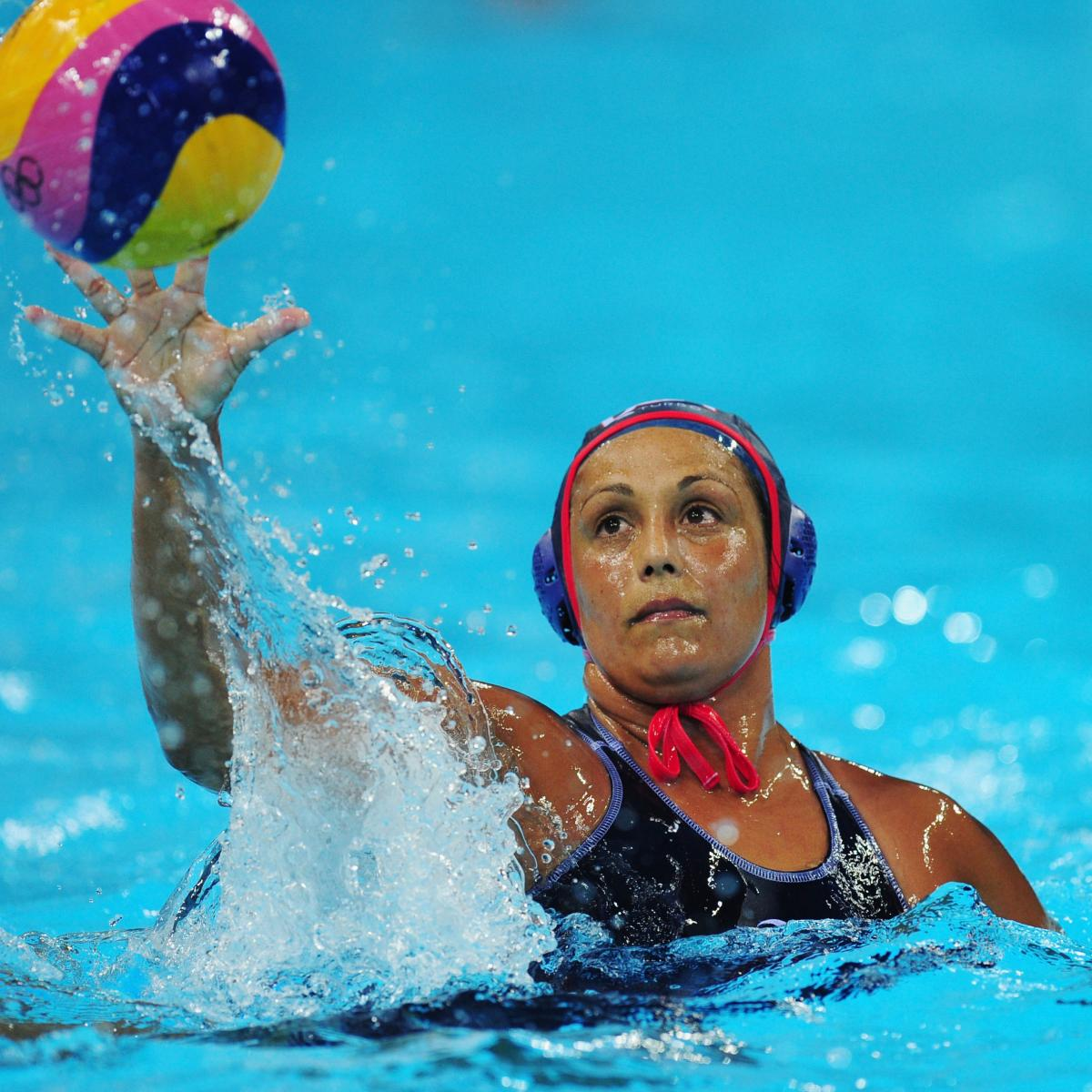 Nbc Botches Coverage By Airing Olympic Womens Water Polo Wardrobe